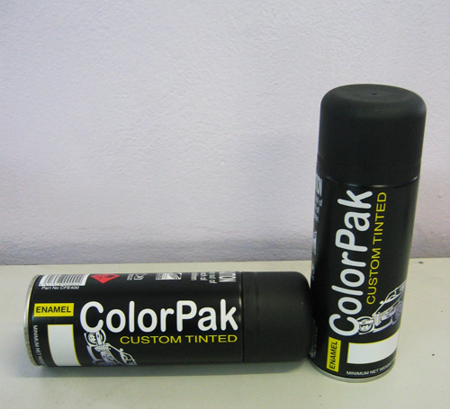 Customer Color Made Spray Can-Enamel